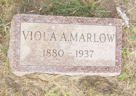 MARLOW, VIOLA A. - Shelby County, Iowa | VIOLA A. MARLOW