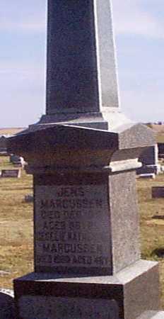 MARQUESEN, JENS - Shelby County, Iowa | JENS MARQUESEN