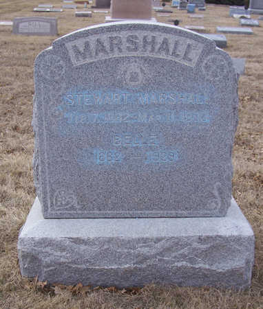 MARSHALL, STEWART - Shelby County, Iowa | STEWART MARSHALL