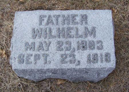 MARTENS, WILHELM (FATHER) - Shelby County, Iowa   WILHELM (FATHER) MARTENS
