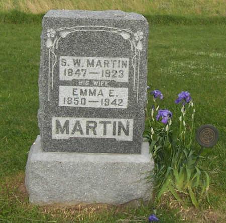 MARTIN, S. W. - Shelby County, Iowa | S. W. MARTIN