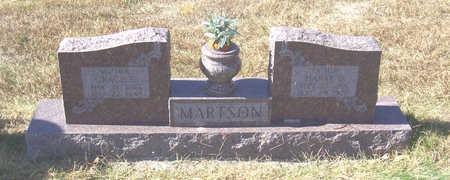 MARTSON, HARRY B. (FATHER) - Shelby County, Iowa | HARRY B. (FATHER) MARTSON