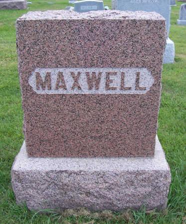 MAXWELL, (LOT) - Shelby County, Iowa | (LOT) MAXWELL