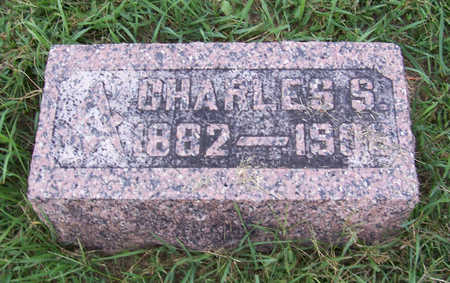MAXWELL, CHARLES S. - Shelby County, Iowa | CHARLES S. MAXWELL