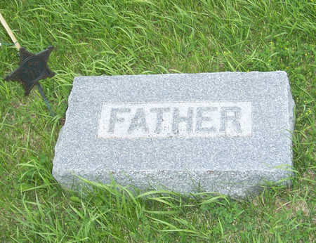 MCALLISTER, BERNARD (FATHER) - Shelby County, Iowa | BERNARD (FATHER) MCALLISTER