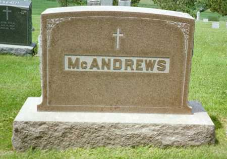 MCANDREWS, PATRICK - Shelby County, Iowa | PATRICK MCANDREWS