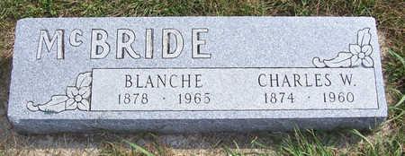 MCBRIDE, CHARLES W. - Shelby County, Iowa | CHARLES W. MCBRIDE