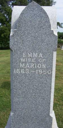 MCBRIDE, EMMA - Shelby County, Iowa | EMMA MCBRIDE