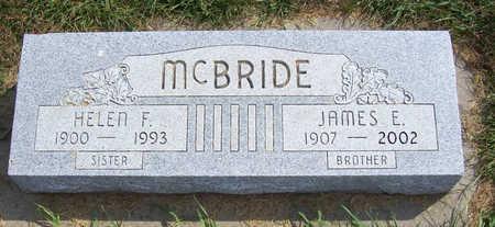 MCBRIDE, HELEN F. (SISTER) - Shelby County, Iowa | HELEN F. (SISTER) MCBRIDE