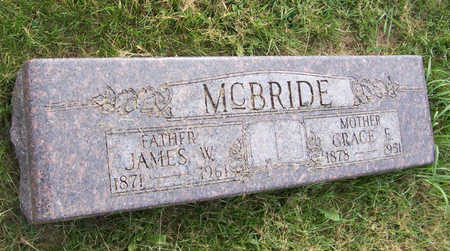 MCBRIDE, JAMES W. (FATHER) - Shelby County, Iowa | JAMES W. (FATHER) MCBRIDE