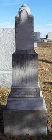 MCCANDLESS, NELLIE J. & NANCY - Shelby County, Iowa | NELLIE J. & NANCY MCCANDLESS