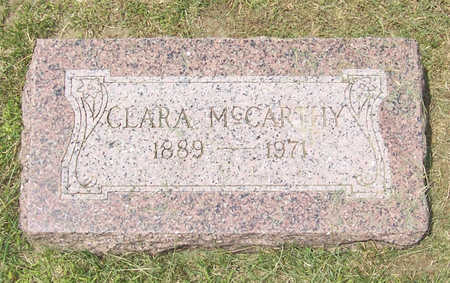 MCCARTHY, CLARA - Shelby County, Iowa | CLARA MCCARTHY