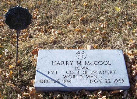 MCCOOL, HARRY M. (MILITARY) - Shelby County, Iowa | HARRY M. (MILITARY) MCCOOL
