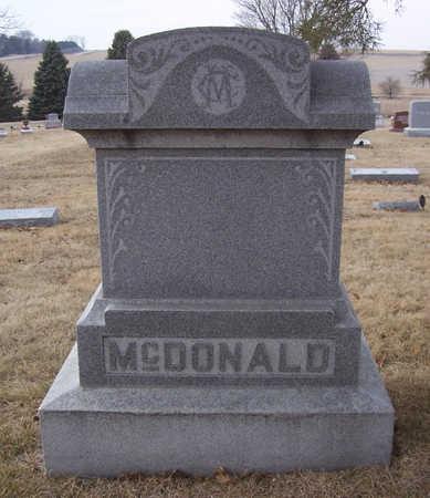 MCDONALD, HOPKINS & ALICE ANN (LOT) - Shelby County, Iowa | HOPKINS & ALICE ANN (LOT) MCDONALD