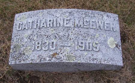 MCEWEN, CATHARINE - Shelby County, Iowa | CATHARINE MCEWEN