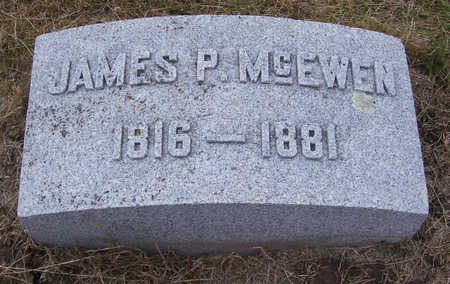 MCEWEN, JAMES P. - Shelby County, Iowa | JAMES P. MCEWEN