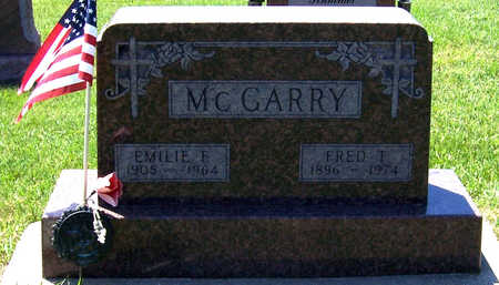 MCGARRY, FRED T. - Shelby County, Iowa | FRED T. MCGARRY