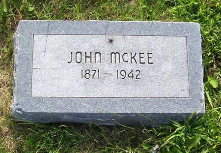 MCKEE, JOHN - Shelby County, Iowa | JOHN MCKEE