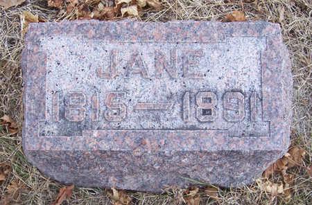 MCKEIGHAN, JANE - Shelby County, Iowa | JANE MCKEIGHAN
