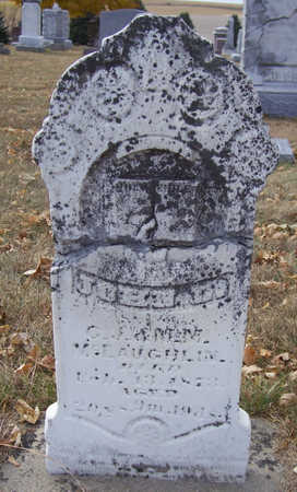 MCLAUGHLIN, JOHN L. - Shelby County, Iowa | JOHN L. MCLAUGHLIN