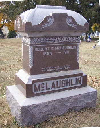 MCLAUGHLIN, ROBERT C. - Shelby County, Iowa | ROBERT C. MCLAUGHLIN