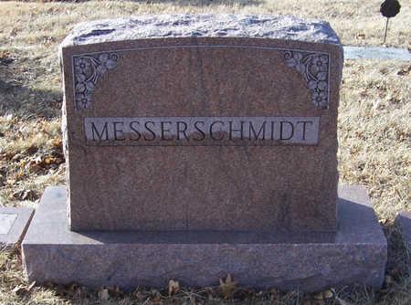 MESSERSCHMIDT, WILLIAM G. & LENA (LOT) - Shelby County, Iowa | WILLIAM G. & LENA (LOT) MESSERSCHMIDT