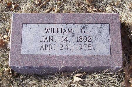 MESSERSCHMIDT, WILLIAM G. - Shelby County, Iowa | WILLIAM G. MESSERSCHMIDT