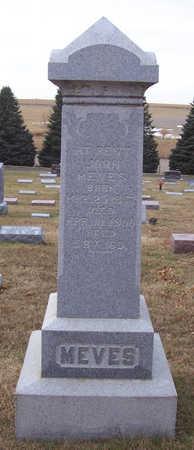 MEVES, JOHN - Shelby County, Iowa | JOHN MEVES