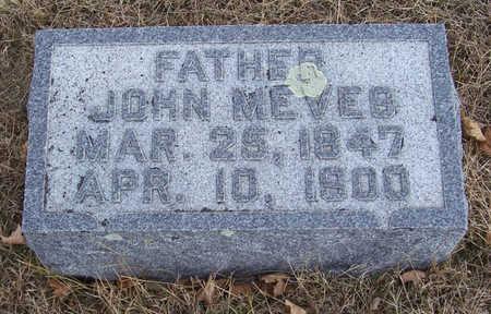 MEVES, JOHN (FATHER) - Shelby County, Iowa | JOHN (FATHER) MEVES