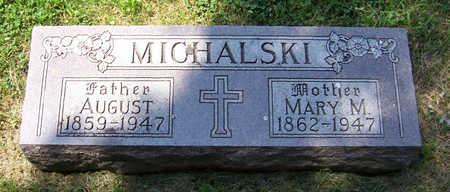MICHALSKI, MARY M. (MOTHER) - Shelby County, Iowa | MARY M. (MOTHER) MICHALSKI