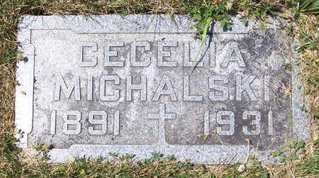 HORN MICHALSKI, CECELIA - Shelby County, Iowa | CECELIA HORN MICHALSKI