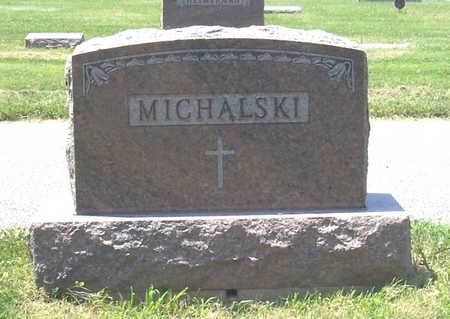 MICHALSKI, PETER A. & CECELIA (LOT) - Shelby County, Iowa | PETER A. & CECELIA (LOT) MICHALSKI