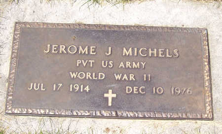 MICHELS, JEROME J. - Shelby County, Iowa | JEROME J. MICHELS