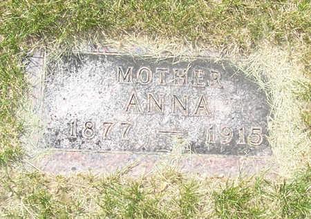 MILLER, ANNA - Shelby County, Iowa   ANNA MILLER