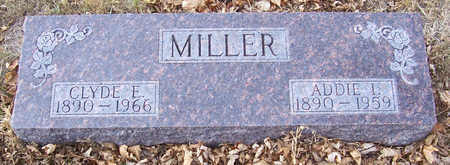 MILLER, CLYDE E. - Shelby County, Iowa | CLYDE E. MILLER