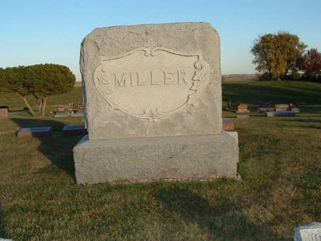 MILLER, JORGEN - Shelby County, Iowa | JORGEN MILLER