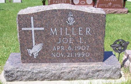 MILLER, JOE L. - Shelby County, Iowa | JOE L. MILLER