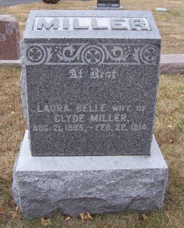 MILLER, LAURA BELLE - Shelby County, Iowa | LAURA BELLE MILLER