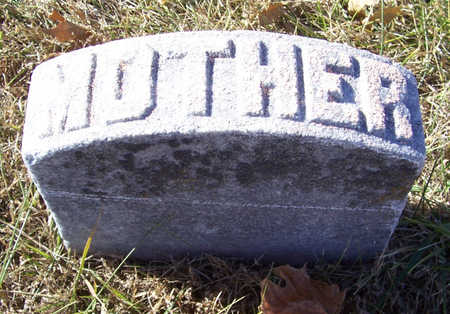 MILLER, SUSAN C. (MOTHER) - Shelby County, Iowa | SUSAN C. (MOTHER) MILLER