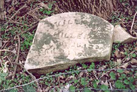 MILLER, WILLIAM - Shelby County, Iowa   WILLIAM MILLER