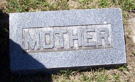MISCHO, APOLLONIA (MOTHER) - Shelby County, Iowa | APOLLONIA (MOTHER) MISCHO