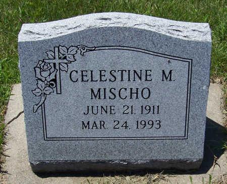 MISCHO, CELESTINE M. - Shelby County, Iowa | CELESTINE M. MISCHO