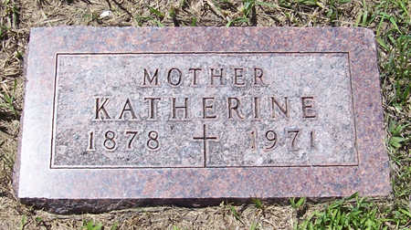 SCHOMERS MISCHO, KATHERINE (MOTHER) - Shelby County, Iowa | KATHERINE (MOTHER) SCHOMERS MISCHO