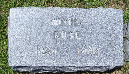 OPPOLD MISCHO, ROSE (MOTHER) - Shelby County, Iowa | ROSE (MOTHER) OPPOLD MISCHO