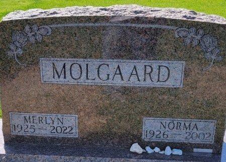 MOLGAARD, NORMA - Shelby County, Iowa | NORMA MOLGAARD