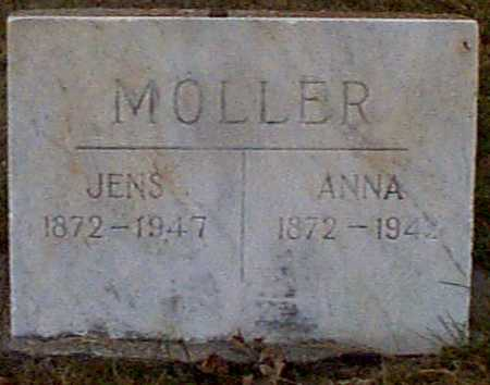 MOLLER, ANNA - Shelby County, Iowa | ANNA MOLLER