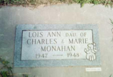MONAHAN, LOIS ANN - Shelby County, Iowa | LOIS ANN MONAHAN