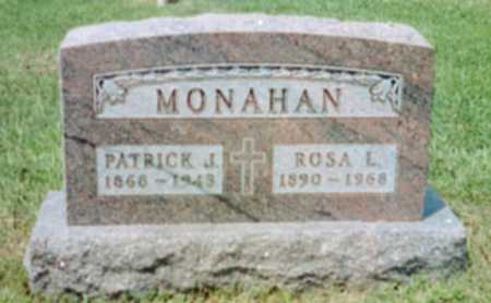 MONAHAN, ROSA L. - Shelby County, Iowa | ROSA L. MONAHAN