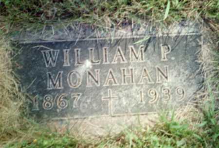 MONAHAN, WILLIAM P. - Shelby County, Iowa | WILLIAM P. MONAHAN