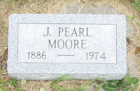 MOORE, J. PEARL - Shelby County, Iowa   J. PEARL MOORE